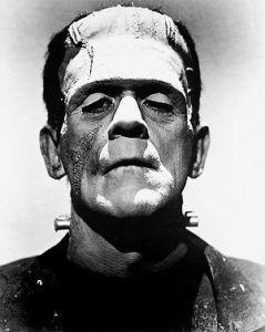 Boris Karloff Frankenstein (1931)