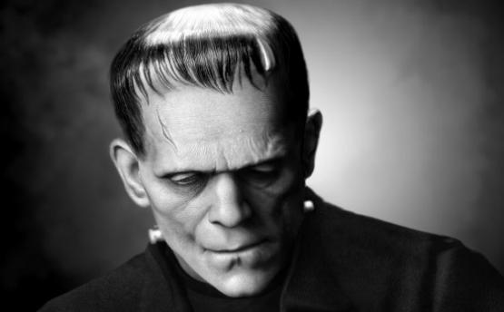 Image result for the monster from frankenstein looking sad