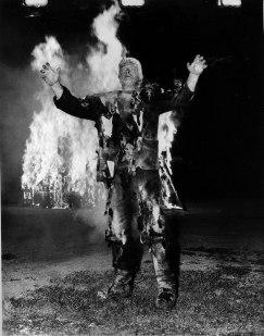 Image result for Frankenstein fire